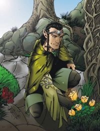 Irmo in his Gardens in the land of Valinor.jpg