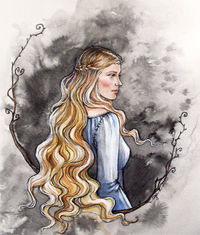 Līga Kļaviņa - Princess of Nargothrond.jpg